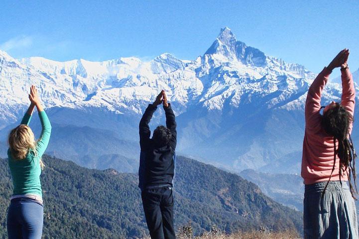 Himalayan Yoga & Meditation Tour
