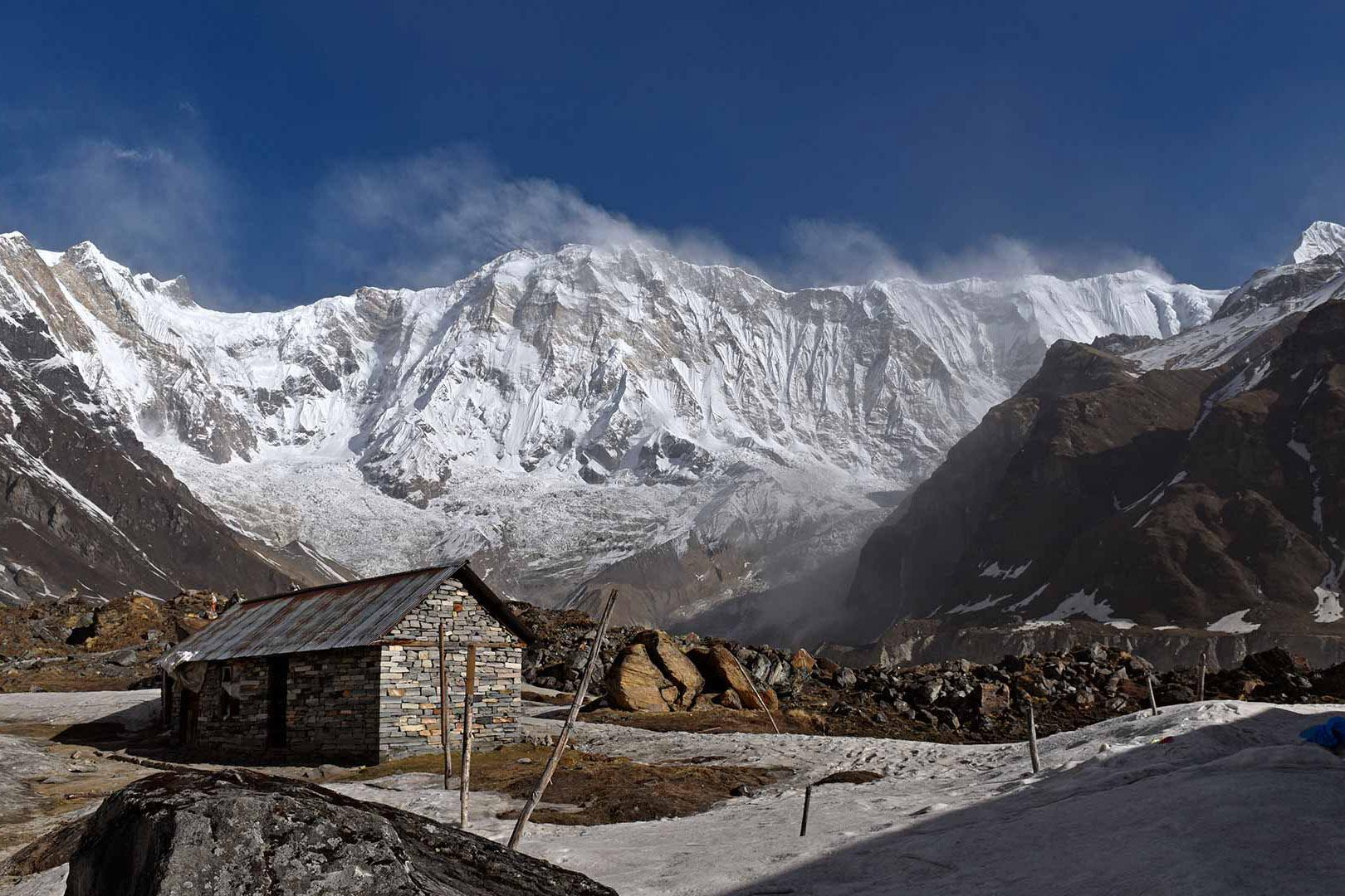 Annapurna Rapid Circuit Trek 12 days