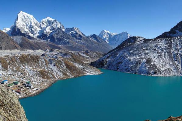 Everest Base Camp via Gokyo Lake