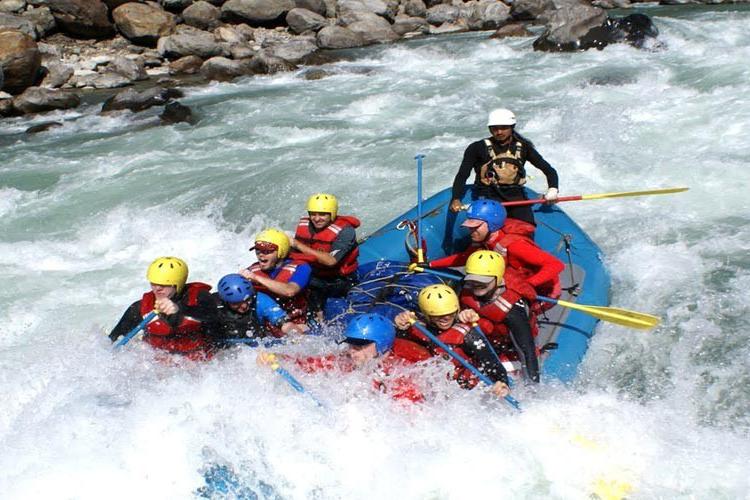 Himalayan Rafting - Trishuli River