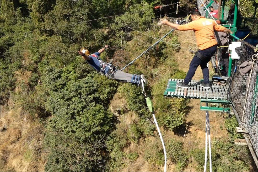 Bungy Jump Day Tour