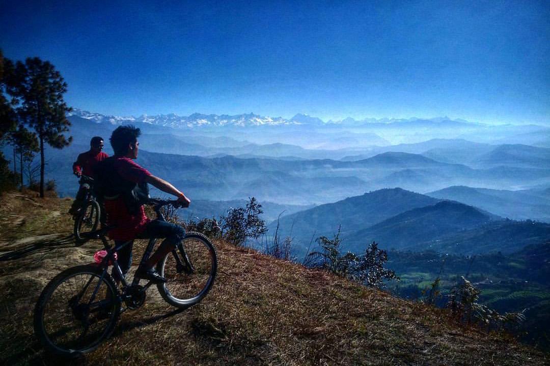 Kathmandu Valley Mt.Biking